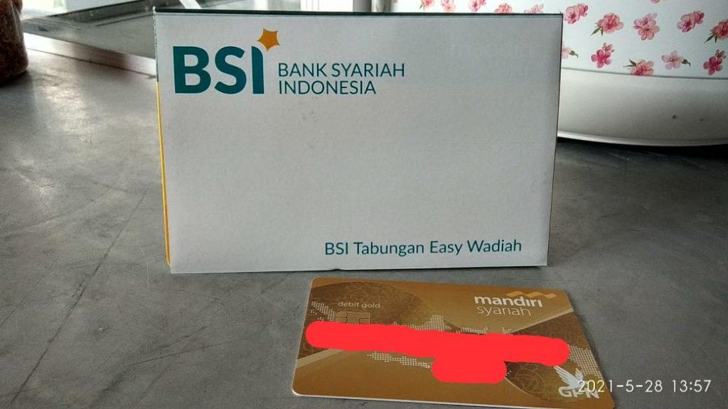 Rekening Baru Bank Syariah Indonesia