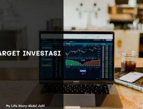 target pertama investasi saham